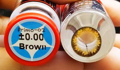 Primo-O2 Pitchy Lens Bigeye Images