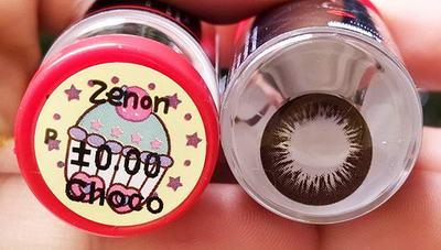 Zenon Pitchy Lens Bigeye Images
