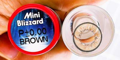 mini Blizzard Pitchy Lens Bigeye Images