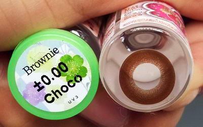 Brownie (Choco) Pretty Doll Bigeye Images