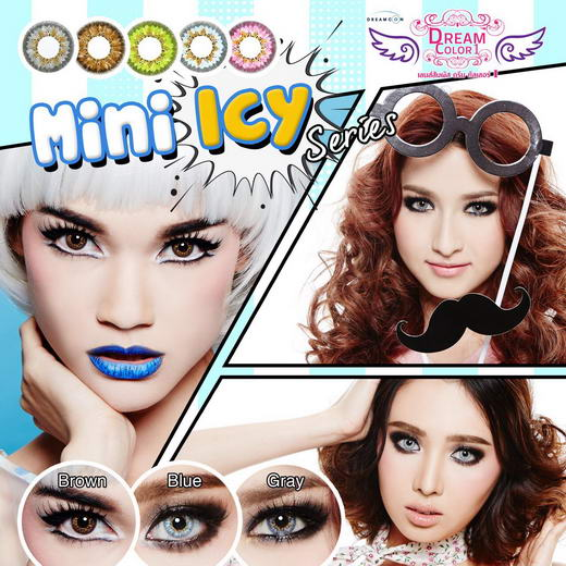 !Icy (mini) Dream Color1 Bigeye Images