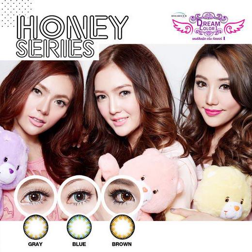 Honey Dream Color1 Bigeye Images