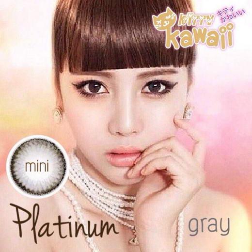 !Platinum (mini) Kitty Kawaii Bigeye Images