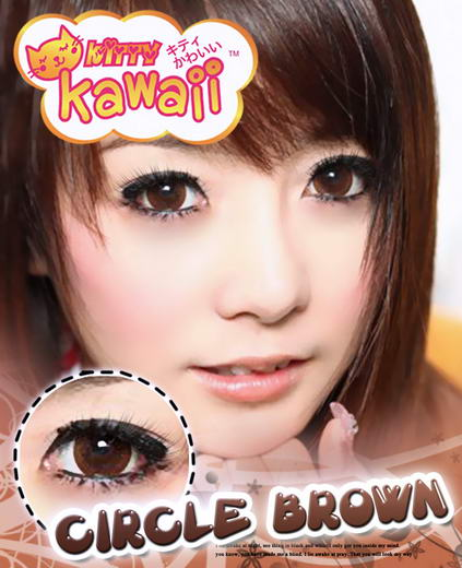 Circle Kitty Kawaii Bigeye Images
