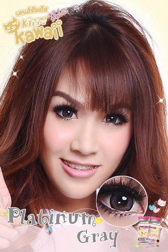 Platinum Kitty Kawaii Bigeye Images