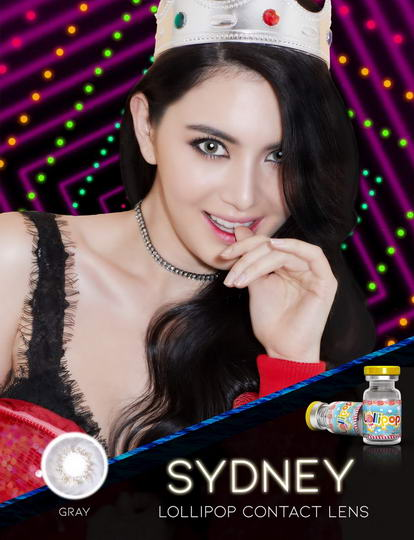 !Sydney (mini) Lollipop Bigeye Images