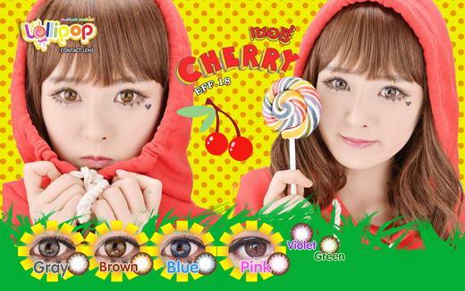 Cherry Lollipop Bigeye Images