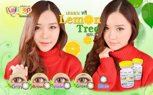 Lemon Tree Lollipop Bigeye Images