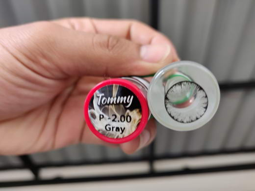 Tommy Pitchy Lens Bigeye Images