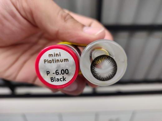 mini Platinum Pitchy Lens Bigeye Images