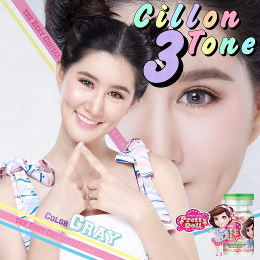 !Cillon 3Tone (mini) Pretty Doll Bigeye Images