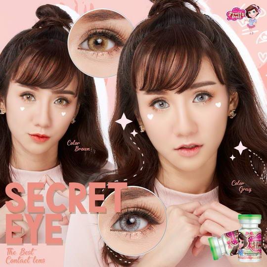 !Secret Eye (mini) Pretty Doll Bigeye Images