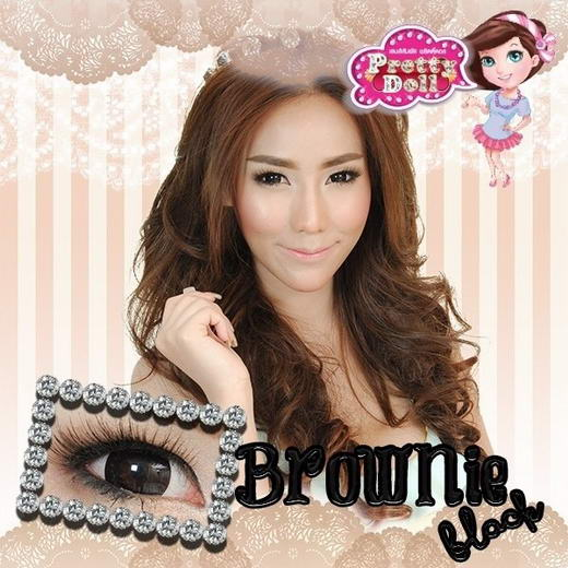 Brownie Pitchy Lens Bigeye Images