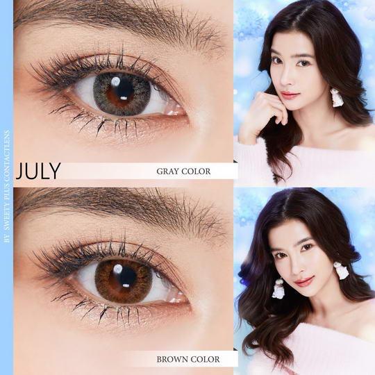 !July (mini) Sweety Bigeye Images