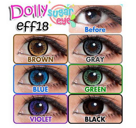 Dolly Sweety Bigeye Images