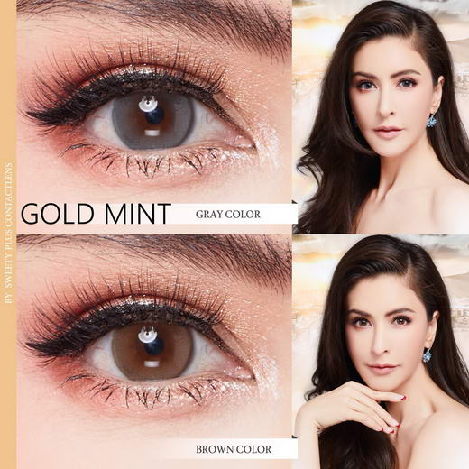!Gold Mint (mini) Bigeye